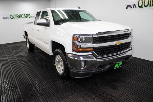 2018 Silverado 1500 Double Cab 4x4, Pickup #M26771 - photo 1