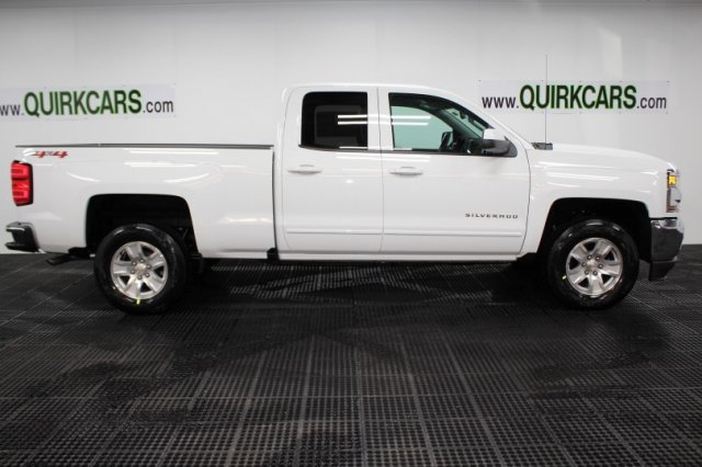 2018 Silverado 1500 Double Cab 4x4, Pickup #M26771 - photo 3