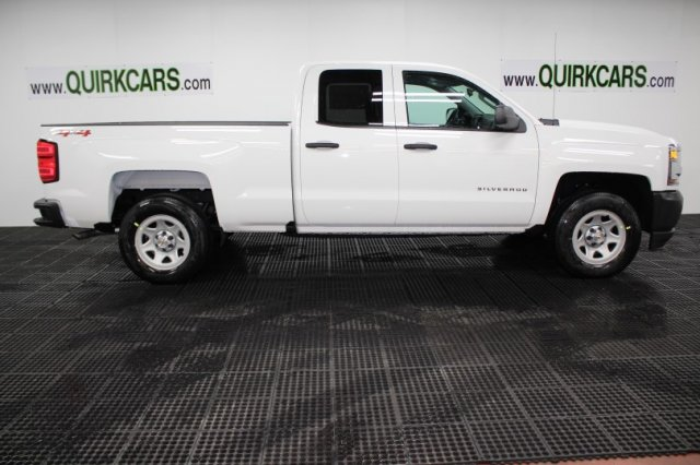 2018 Silverado 1500 Double Cab 4x4, Pickup #M26773 - photo 3