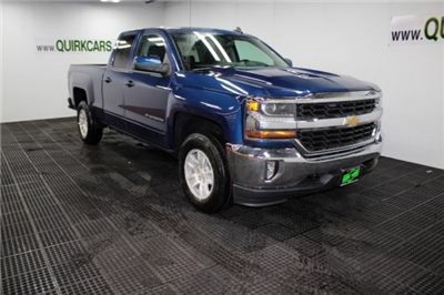 2018 Silverado 1500 Double Cab 4x4, Pickup #M26798 - photo 1