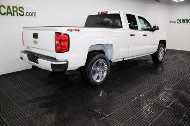 2018 Silverado 1500 Double Cab 4x4, Pickup #M26800 - photo 2