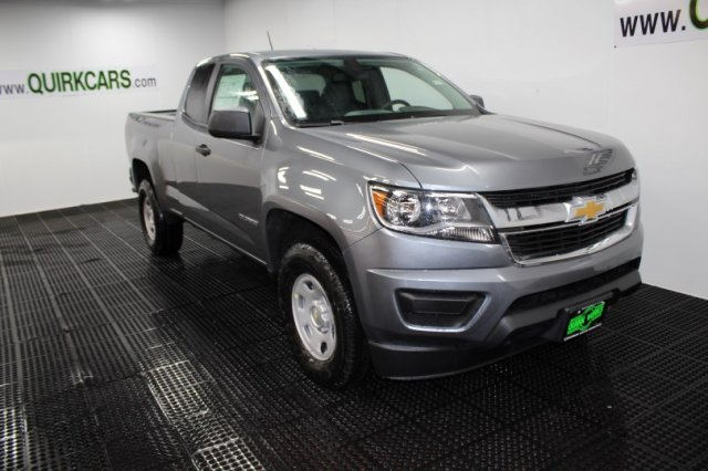2018 Colorado Extended Cab 4x4, Pickup #M26831 - photo 1