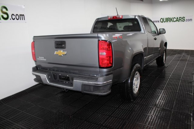2018 Colorado Extended Cab 4x4, Pickup #M26831 - photo 2