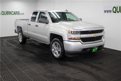 2018 Silverado 1500 Double Cab 4x4, Pickup #M26850 - photo 1