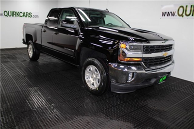 2018 Silverado 1500 Double Cab 4x4,  Pickup #M26872 - photo 1