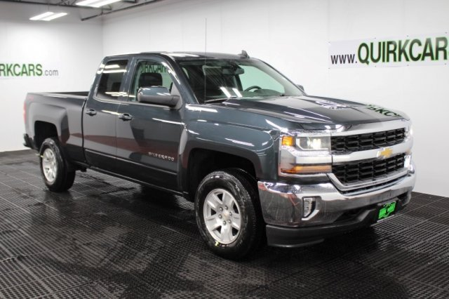2018 Silverado 1500 Double Cab 4x4, Pickup #M26915 - photo 1