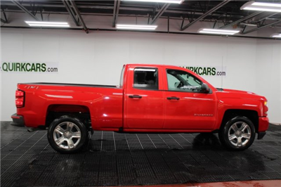 2018 Silverado 1500 Double Cab 4x4, Pickup #M26919 - photo 3