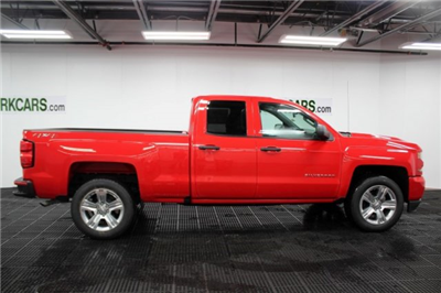 2018 Silverado 1500 Double Cab 4x4, Pickup #M26920 - photo 3