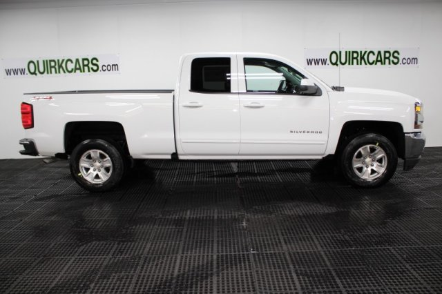 2018 Silverado 1500 Double Cab 4x4, Pickup #M26931 - photo 3