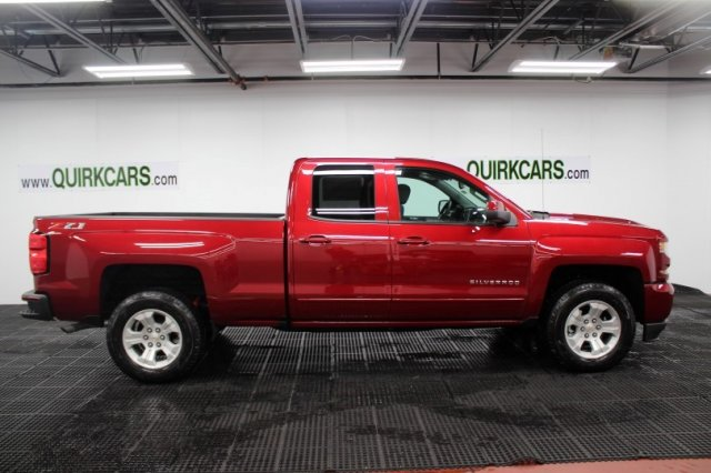 2018 Silverado 1500 Double Cab 4x4, Pickup #M26942 - photo 3