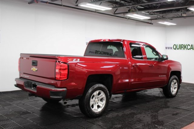 2018 Silverado 1500 Double Cab 4x4, Pickup #M26942 - photo 2