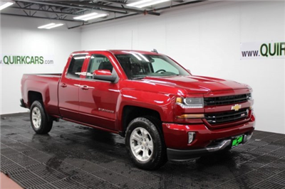 2018 Silverado 1500 Double Cab 4x4, Pickup #M26942 - photo 1