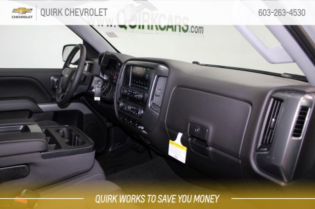 2018 Silverado 1500 Double Cab 4x4, Pickup #M26945 - photo 11