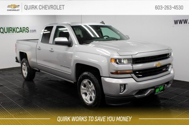 2018 Silverado 1500 Double Cab 4x4, Pickup #M26945 - photo 1