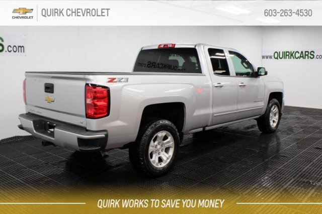 2018 Silverado 1500 Double Cab 4x4, Pickup #M26945 - photo 2
