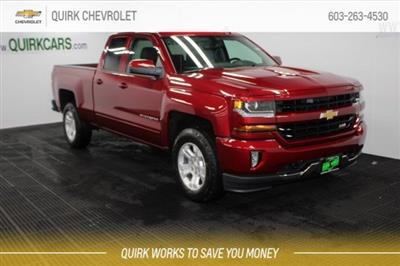 2018 Silverado 1500 Double Cab 4x4,  Pickup #M26947 - photo 1