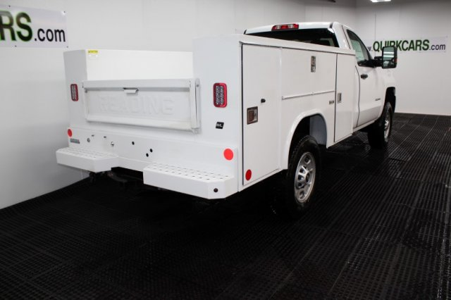 2018 Silverado 2500 Regular Cab 4x4,  Reading Service Body #M26957 - photo 2