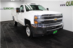 2018 Silverado 2500 Regular Cab 4x4,  Reading Service Body #M26957 - photo 1