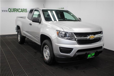 2018 Colorado Extended Cab 4x4, Pickup #M27006 - photo 1