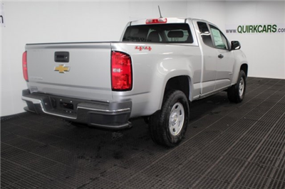 2018 Colorado Extended Cab 4x4, Pickup #M27006 - photo 2