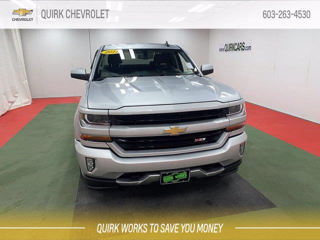 2018 Silverado 1500 Double Cab 4x4,  Pickup #M27081 - photo 1