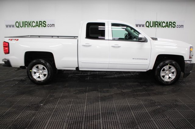 2018 Silverado 1500 Double Cab 4x4,  Pickup #M27105 - photo 3