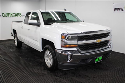 2018 Silverado 1500 Double Cab 4x4,  Pickup #M27105 - photo 1