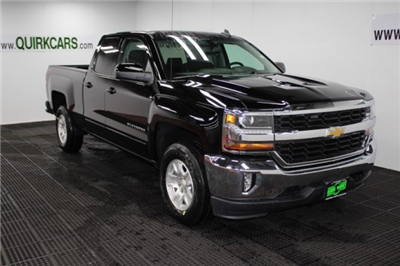 2018 Silverado 1500 Double Cab 4x4, Pickup #M27108 - photo 1