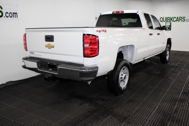 2018 Silverado 2500 Double Cab 4x4, Pickup #M27260 - photo 2
