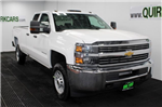 2018 Silverado 2500 Double Cab 4x4, Pickup #M27260 - photo 1