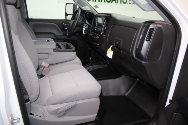 2018 Silverado 2500 Double Cab 4x4,  Pickup #M27269 - photo 10