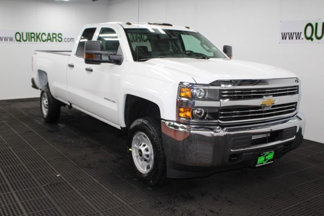 2018 Silverado 2500 Double Cab 4x4,  Pickup #M27269 - photo 1
