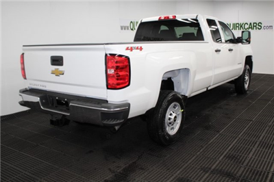 2018 Silverado 2500 Double Cab 4x4,  Pickup #M27269 - photo 2