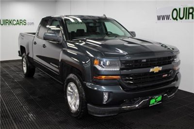 2018 Silverado 1500 Double Cab 4x4,  Pickup #M27309 - photo 1