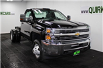 2018 Silverado 3500 Regular Cab DRW 4x4,  Cab Chassis #M27316 - photo 1