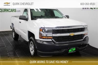 2018 Silverado 1500 Regular Cab 4x4,  Pickup #M27378 - photo 1