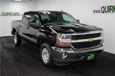 2018 Silverado 1500 Crew Cab 4x4, Pickup #M27390 - photo 1