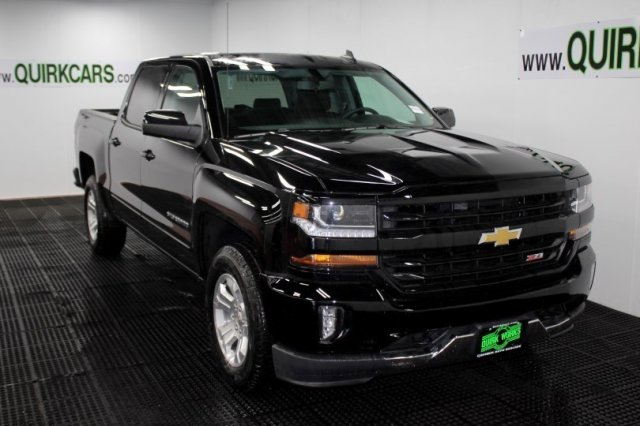 2018 Silverado 1500 Crew Cab 4x4,  Pickup #M27424 - photo 1