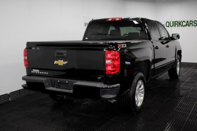 2018 Silverado 1500 Crew Cab 4x4,  Pickup #M27424 - photo 2