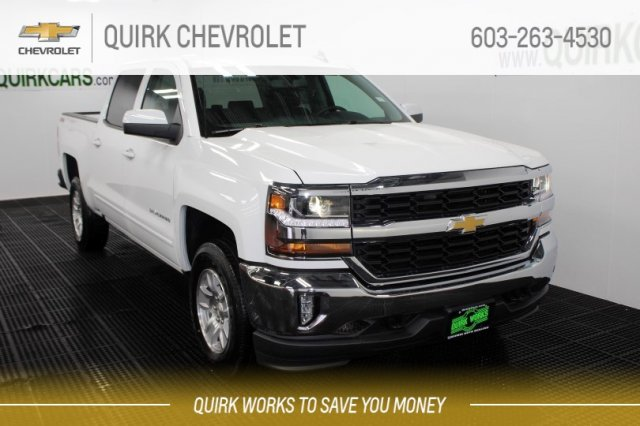 2018 Silverado 1500 Crew Cab 4x4,  Pickup #M27502 - photo 1