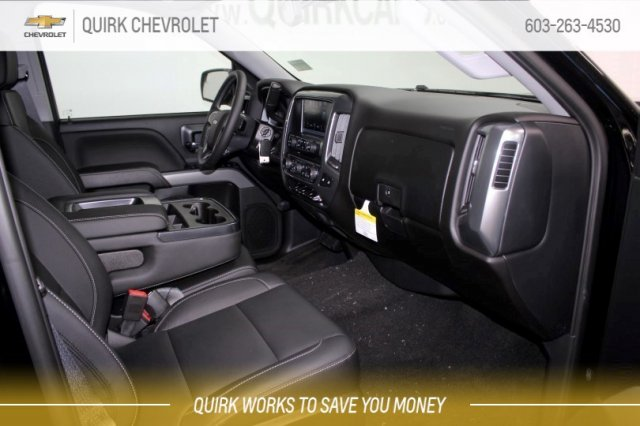 2018 Silverado 1500 Crew Cab 4x4,  Pickup #M27608 - photo 10