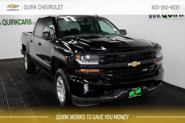 2018 Silverado 1500 Crew Cab 4x4,  Pickup #M27608 - photo 1