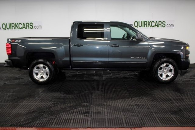 2018 Silverado 1500 Crew Cab 4x4,  Pickup #M27731 - photo 3