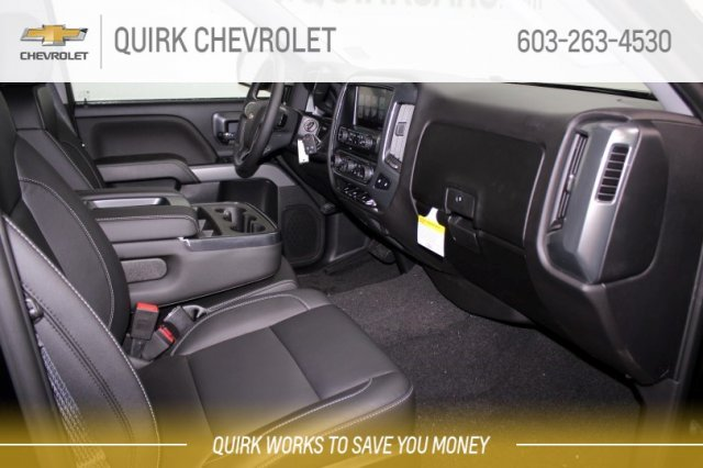 2018 Silverado 1500 Crew Cab 4x4,  Pickup #M27761 - photo 10