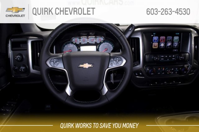 2018 Silverado 1500 Crew Cab 4x4,  Pickup #M27761 - photo 6