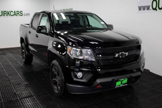 2018 Colorado Crew Cab 4x4,  Pickup #M27811 - photo 1