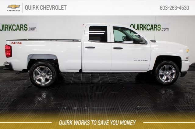 2018 Silverado 1500 Double Cab 4x4,  Pickup #M27848 - photo 3
