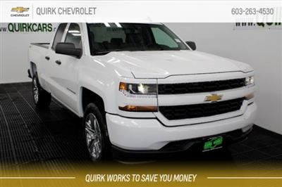 2018 Silverado 1500 Double Cab 4x4,  Pickup #M27848 - photo 1