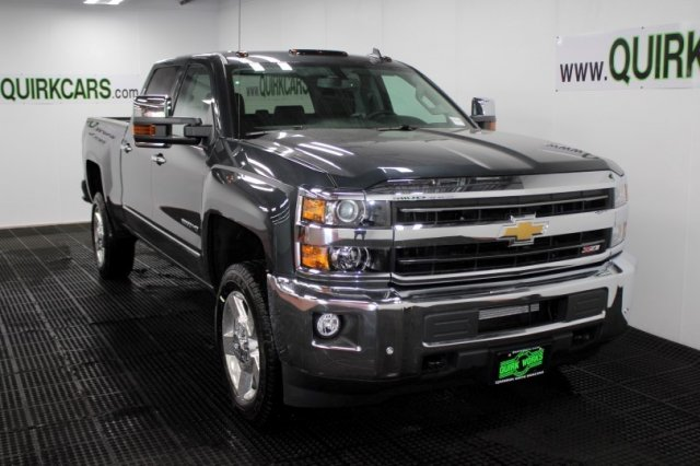 2018 Silverado 2500 Crew Cab 4x4, Pickup #M27873   Photo ...