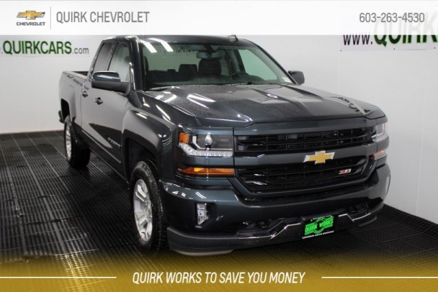 2018 Silverado 1500 Double Cab 4x4,  Pickup #M28011 - photo 1